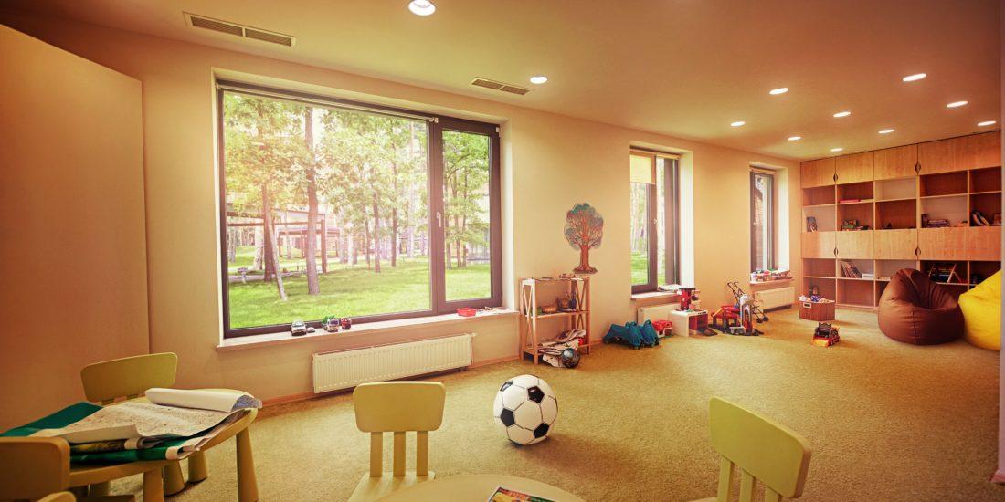 GoodLife Park infrastructure kindergarden