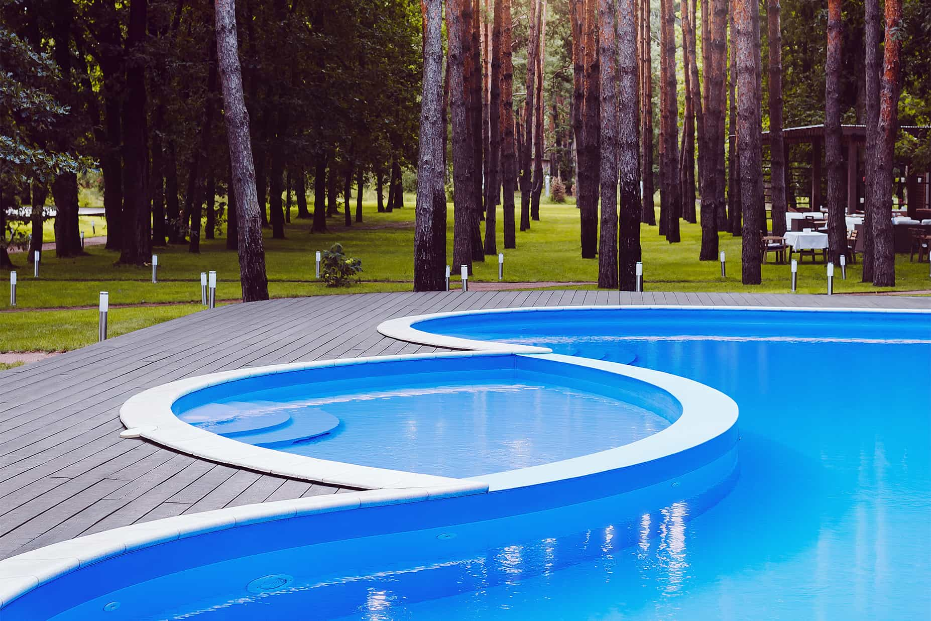 GoodLife Park infrastructure swimming pool