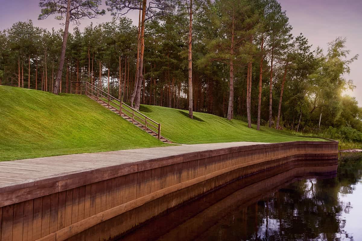 GoodLife Park forest nature