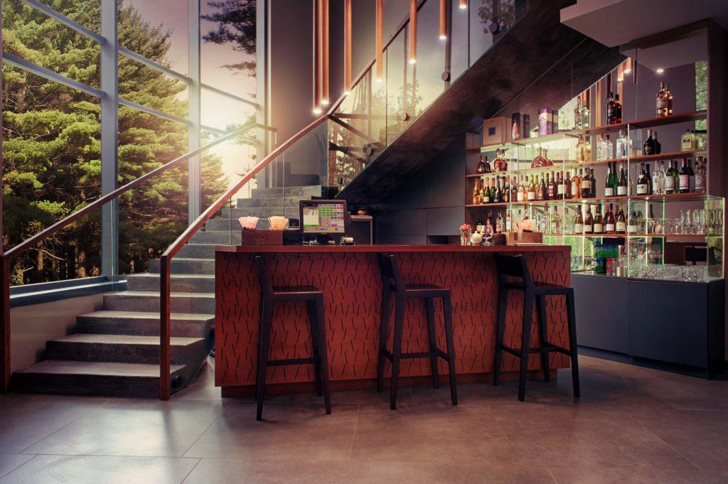 GoodLife Park bar