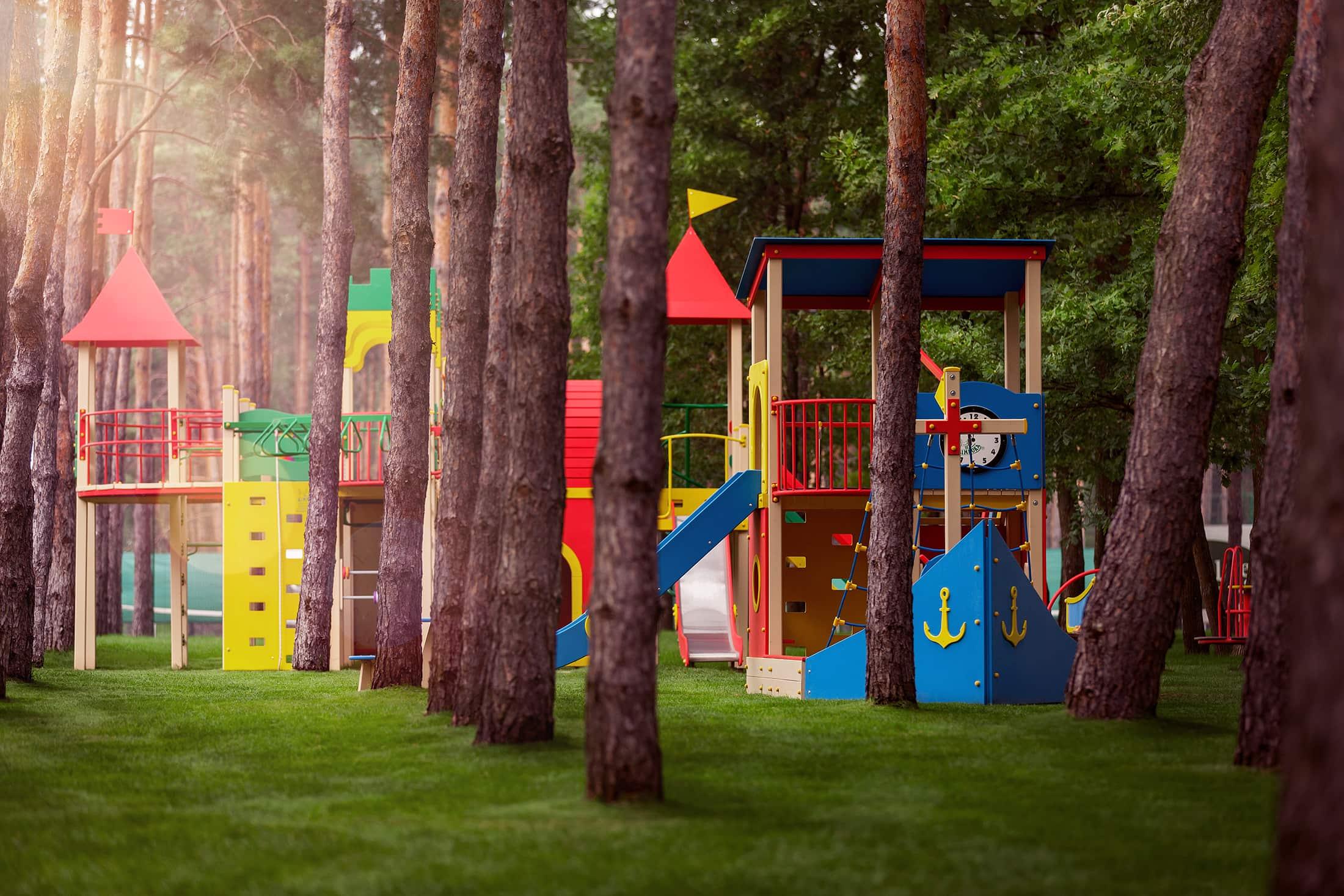 GoodLife Park playground for kids